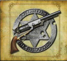 THUNDER - Six Shooter VG COND Japan Import CD Digipak Luke Morley/Danny Bowes