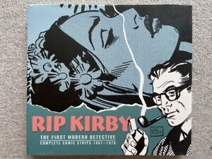 RIP KIRBY 1967-1970 BY JOHN PRENTICE HARDCOVER COMIC STRIP COLLECTION VOL. 9 NM