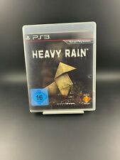 PS3 Spiel / Heavy Rain  / PS 3 / Playstation 3 Spiel / Gebraucht