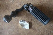 YAMAHA NOS RIGHT FRONT SIDE FOOT REST BRAKE PEDAL PEG XS360 1976 1977 XS 360 C