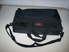 MUSIC EXPRESS  ZIPPERED STORAGE CASE FOR CASSETTE TAPES<<HOLDS 30 TAPES  #13