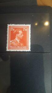 Belgium 1936 -  2'50 Definitive Mounted Mint. catalogue Value £12.50