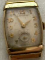 Hamilton Foster Vintage Wristwatch - 10KT Gold filled case - 17 Jewel movement