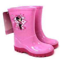 Minnie Disney Stivali Pioggia Pink Rosa Bimba n°29