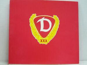 30 Jahre SV Dynamo der DDR, Heinz Florian Oertel, 78 Seiten, 21,5 x 23,5 cm