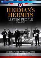 Herman's Hermits - Listen People 1964 - 1969 (NEW DVD)