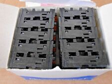20 NIB YOUNG ELECTRONICS NDS-8 NDS8 RELAY SOCKET DIN RAIL MOUNT 8PIN 10A 600V