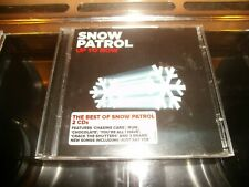 SNOW PATROL - UP TO NOW (The Best of)       2 x CD Album     (2009)