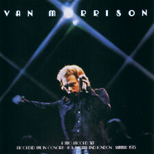 VAN MORRISON – IT'S TOO LATE TO STOP NOW (2008) REMASTERED