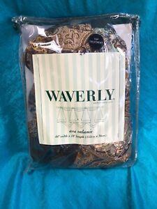 """Waverly Ava Valance 44"""" X 18"""""""