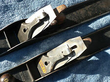 STANLEY No 7 & No.8  one pair joint plane