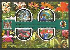 Fidschi 2000 Fiji - Where the New Millennium Begins Unusual shaped stamps MNH