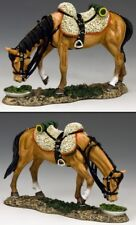 KING & COUNTRY AGE OF NAPOLEON NA308 HORSE FEEDING MIB