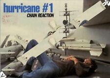 Hurricane #1 Chain Reaction 25-08-97 Promo Postcard