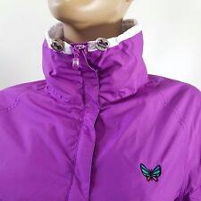 Sophia Windbraker Jacket Sunice Golf Wind Water Repellent SS Orchid Size M Gift