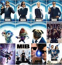 Men in Black International Movie 2019 Mirror Surface Postcard Promo Poster Card