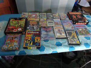 zx spectrum 48/128k games bundle -