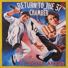 Return to The 37th Chamber 0349223001723 by El Michels Affair CD
