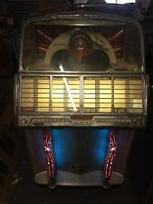 WURLITZER 1800 FROM 1955 VINYL JUKEBOX