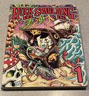 HUCK SPAULDING TATTOO AND BODY PIERCING BOOK SUPPLY CATALOG RARE ART 2000 Vol 1