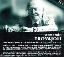 Armando Trovajoli: Commedie Musicali, Canzoni, Ballate e Temi Da Film - CD