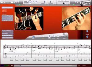 Corso Video di chitarra elettrica ed acustica Franco Mussida Edizioni Master.--.