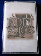 Poet Voices Volume 7 Pilgrim Song 10 track CASSETTE TAPE NEW!