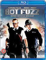 Hot Fuzz (Blu-Ray) Simon Pegg Nick Frost Blu Ray - New & Sealed