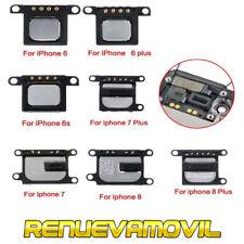 Altavoz Superior Auricular iPhone 5 6 6S 7 8 Plus X XR Reparar Llamadas Speaker