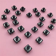 12x12x8MM 4PIN G85 Tactile Tact Push Button Micro Switch Self-reset DIP Copper