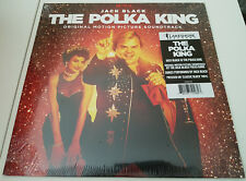 JACK BLACK / THE POLKA KING O.S.T. LP US 2017 SOUNDTRACK VINYL NEW SEALED BAND