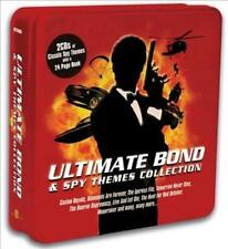 VARIOUS ARTISTS - ULTIMATE BOND & SPY THEMES COLLECTION NEW CD