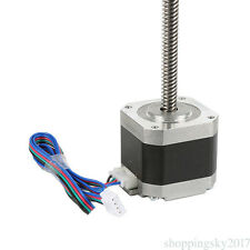NEMA17 Linear Stepper Motor Lead Screw L300mm 1.5A 0.22NM 3D printer Z-axis LZ1