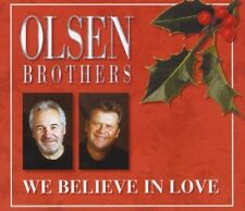 Olsen Brothers We believe in love (2000) [Maxi-CD]