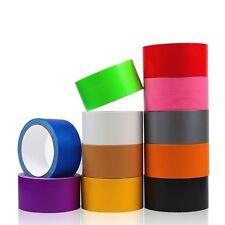 Duct Self Adhesive Cloth Tape Roll Water Resistant Waterproof Repair 48mm 10m