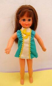 Vintage Barbie Tutti Chris #8130 European w/ Original Outfit