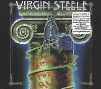 VIRGIN STEELE / LIFE AMONG THE RUINS * NEW DIGIPACK 2CD'S 2012 * NEU *