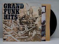 Grand Funk Railroad Hits: Capitol Record, 1976 Vinyl LP w/Insert VG/VG+ R-0078
