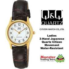 Q&Q Dress/Formal Adult Wristwatches