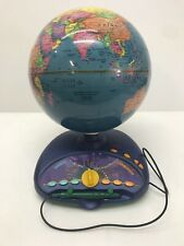 Quantum Leap Globe By LeapFrog Tested Works No Manuals