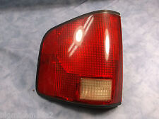 OEM CHEVY S-10 LH TAIL LIGHT CHEVROLET S10