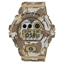 Casio G Shock Gd-x6900mc-5er Digital Camouflage Edition 200m WR