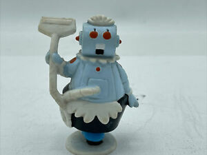 Vintage Jetsons ROSIE the Robot PVC Toy 1962-90 Applause Hanna-Barbera