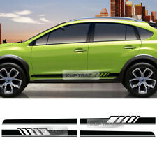 Universal Car Side Panel Lower Door Stripe Line Decal Sticker for All vehicle