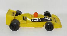 Renault Plastic Diecast Racing Cars