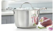 New listing Princess Heritage® Tri-Ply Stainless Steel 5-Qt. Deep Dutch Oven 5735
