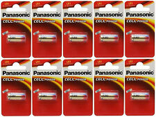 10 X Panasonic Lr1 Batería 1.5 v (tipo N / mn9100) (10 Baterías) - Nuevo