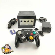 Nintendo Gamecube Konsole Schwarz / Black Console PAL | Game Cube