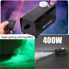 400W Bühnenlicht Nebelmaschine Nebeleffekt Disco Show Ostern Party Fernbedienung