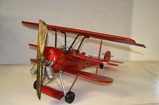 Blechmodelle 37246 – Roter Baron - Flugzeuge – Nostalgie – Oldtimer
